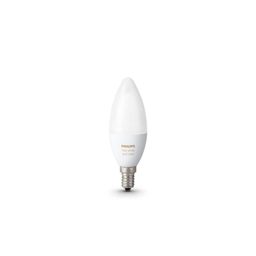 Philips Hue White & Color Ambiance Single Bulb E14 bulb