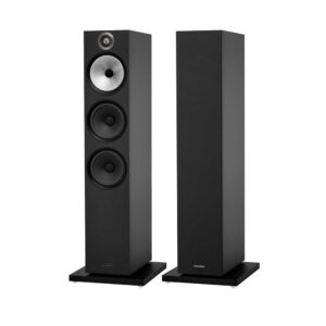 ASTRAL MALTA B&W 603 FLOORSTAND SPEAKERS