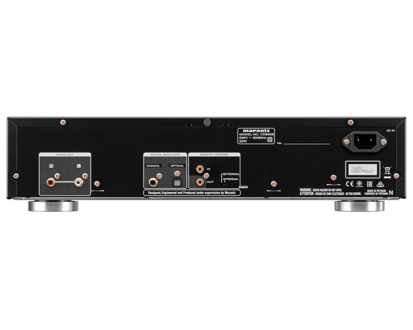 CD6006 REAR