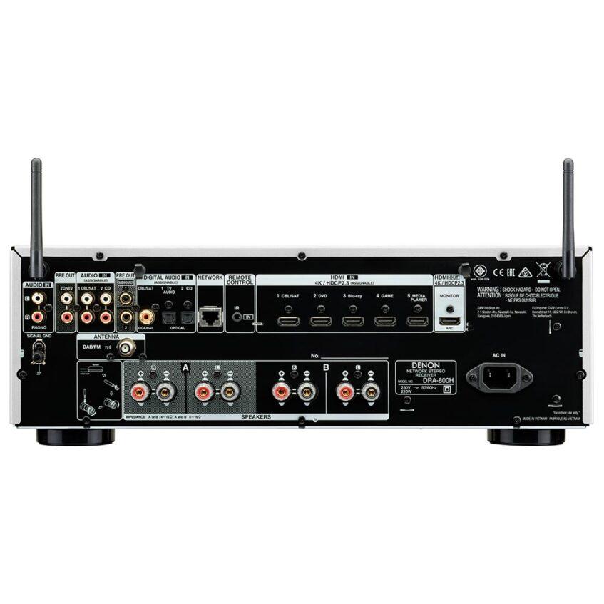 DRA-800 BACK