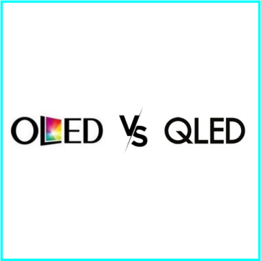 What is the difference between LED, Q-LED and OLED?