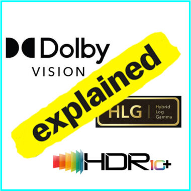 What is HDR ? HDR10+, Dolby Vision and HLG ?