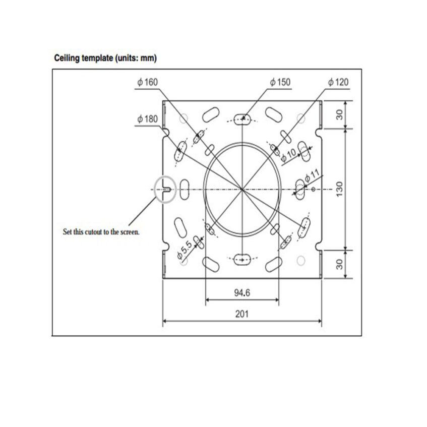 Epson-ceiling-mount-ELPMB30 (1)