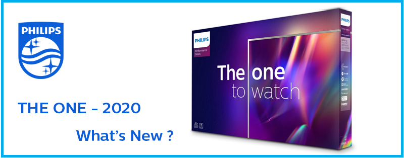 NEW PHILIPS 2020 TV models SOON in stock