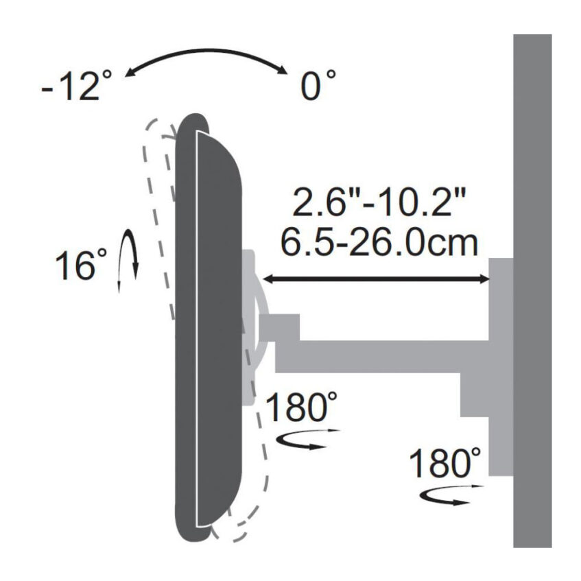 LCD2901 MEASURMENTS