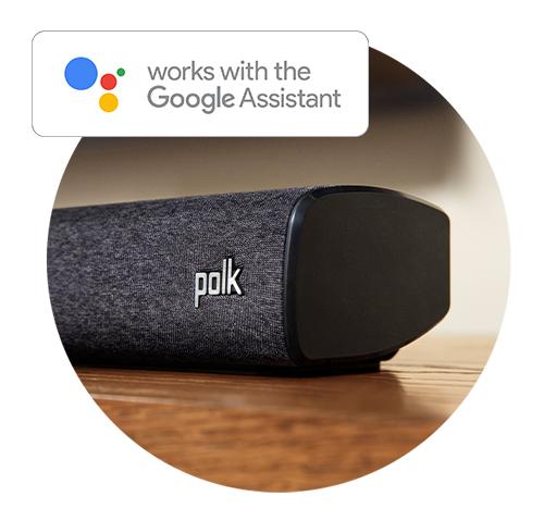 polk signa s3 soundbar with google assistant