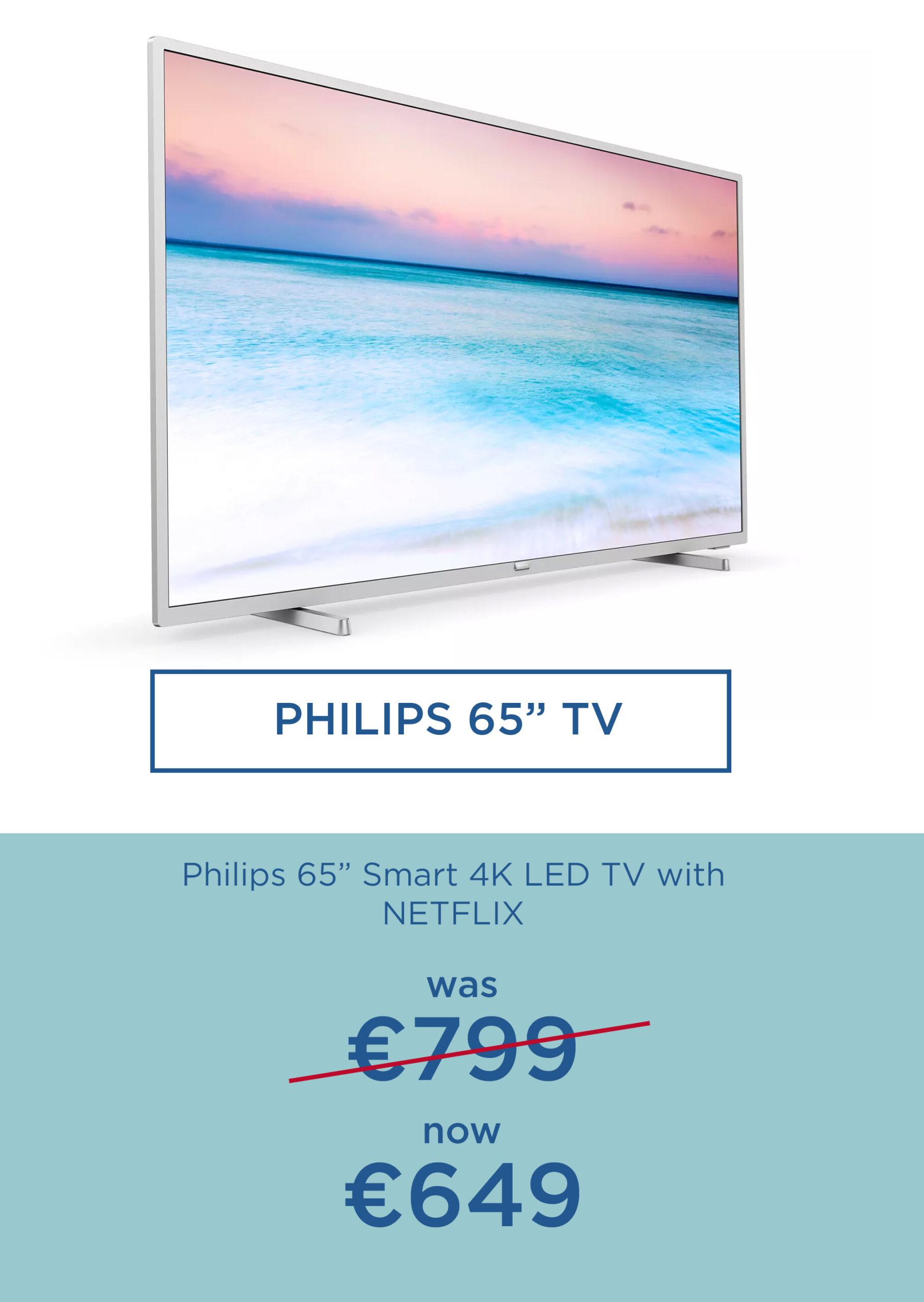 """philips 65"""""""