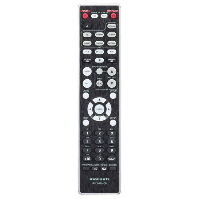 CD6007 remote