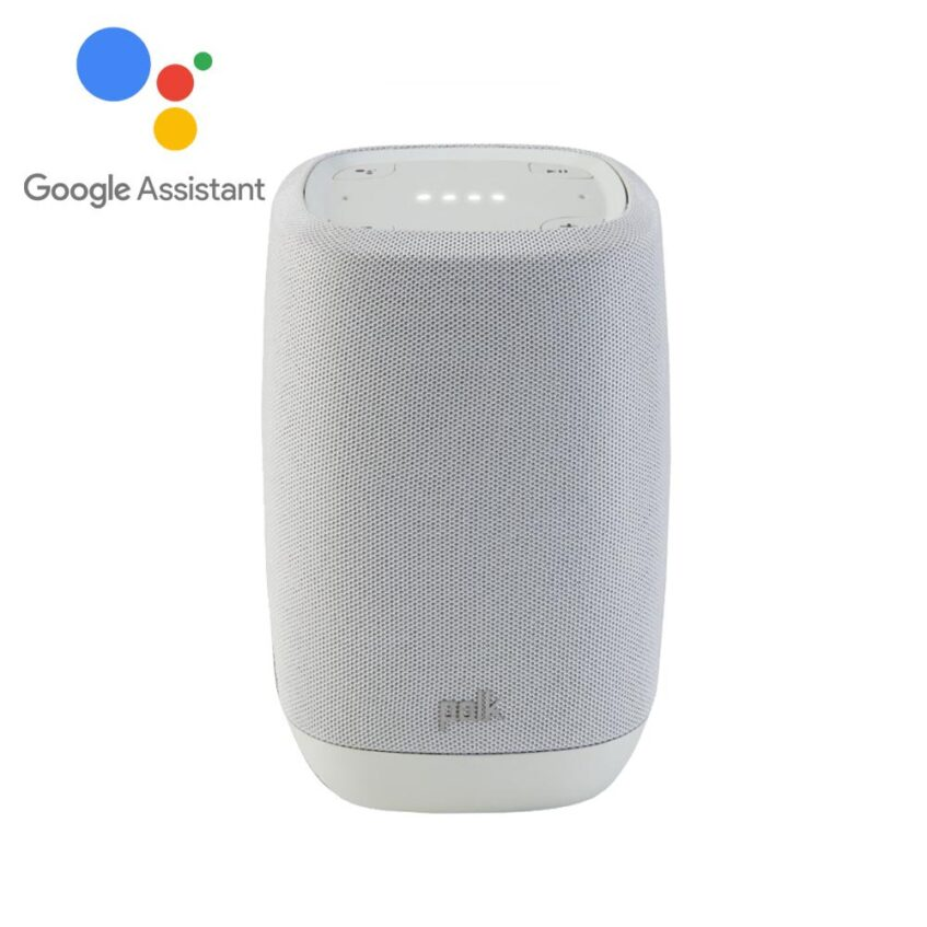 POLK ASSIST WHITE