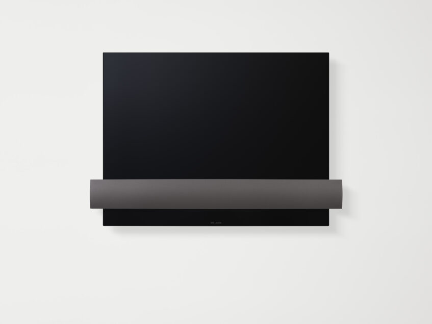 B&O Eclipse Fabric Cover on wall