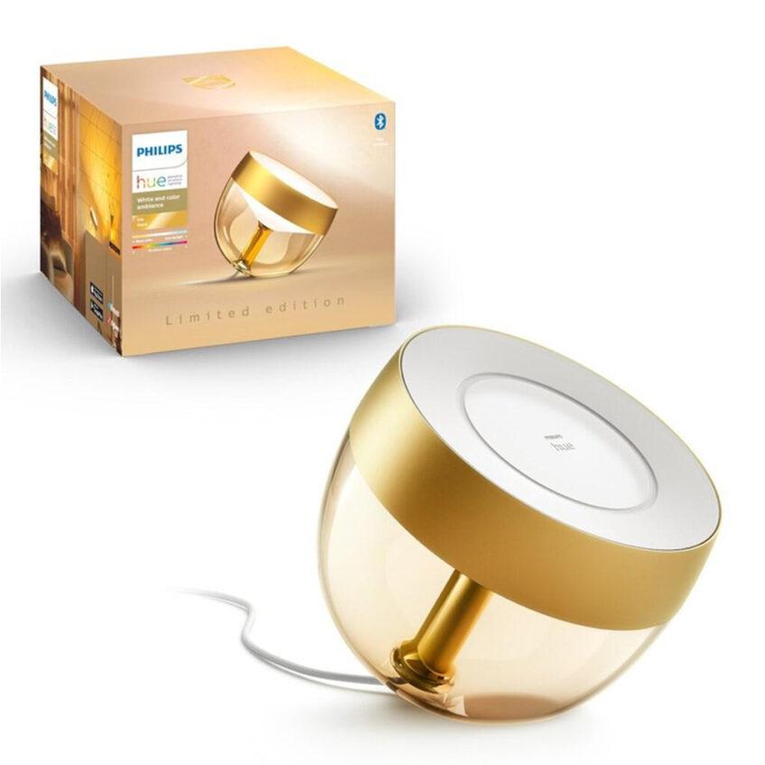 Hue Iris Gold