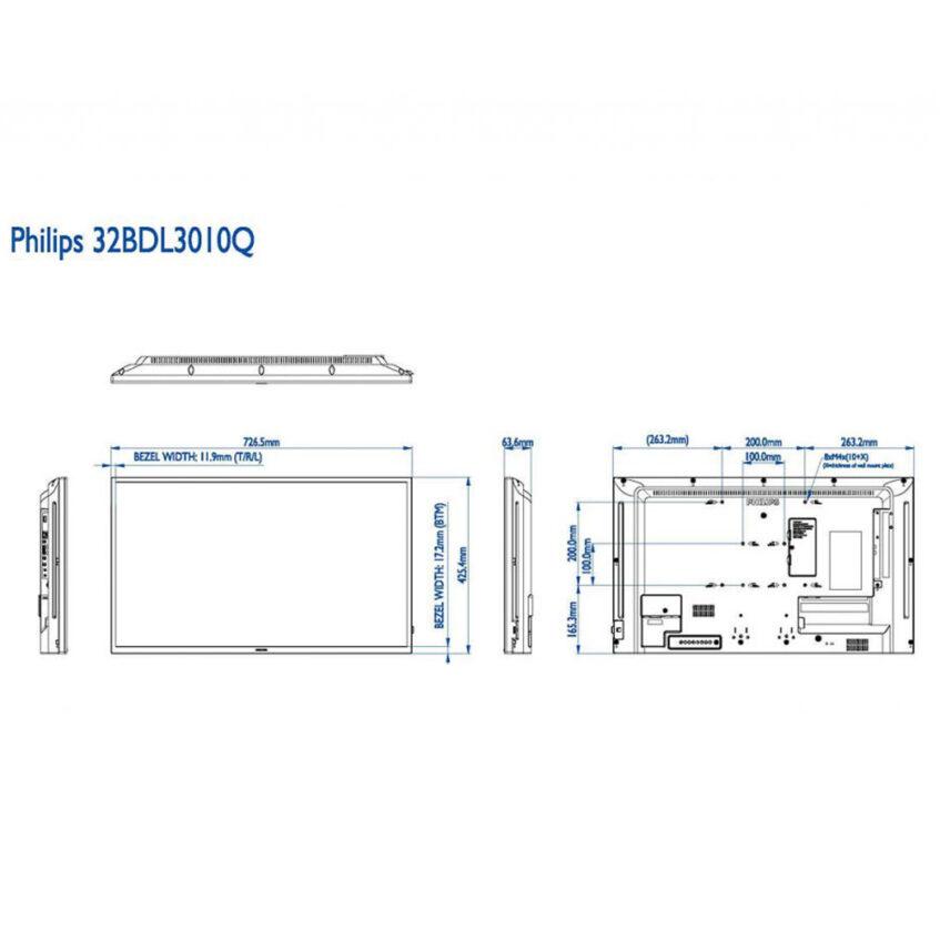 32BDL3010Q Measurments 12