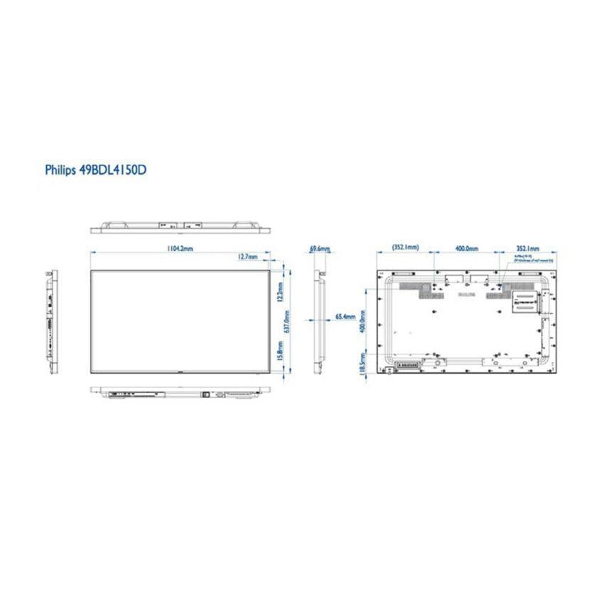49BDL4150DD measurements