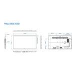 Philips 55BDL4510D professional display digital signage