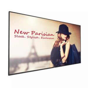 "Philips 75"" Digital signage"