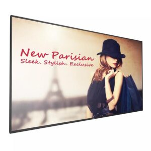 "Philips 86"" Digital signage"