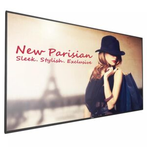 "Philips 98"" Digital signage"