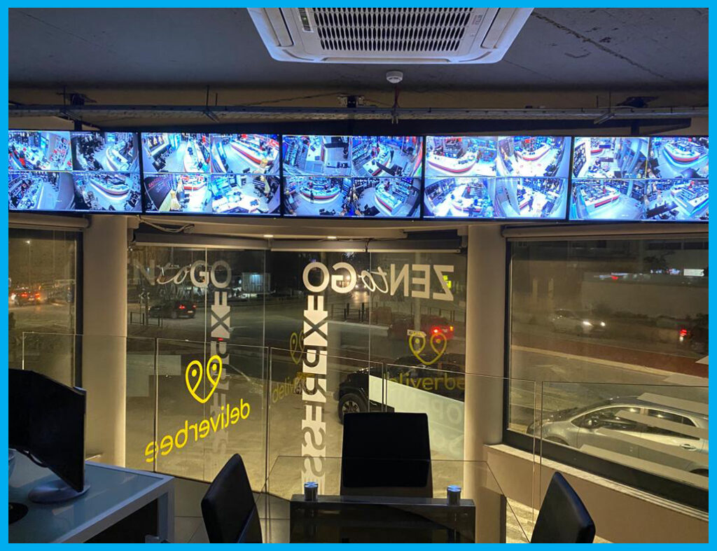 video wall malta
