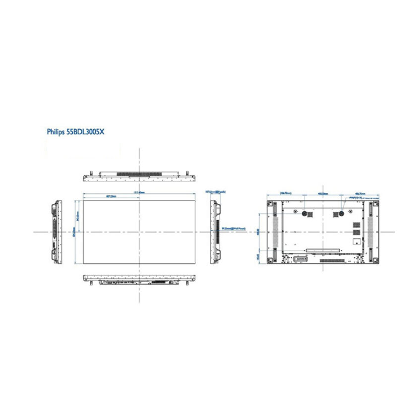 55BDL3005X measurements