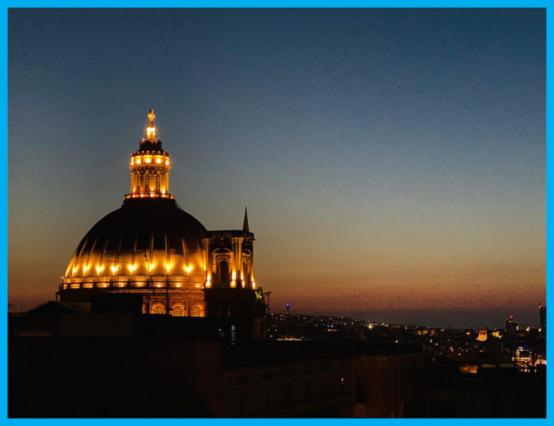 The Basilica of Our Lady of Mount Carmel – Lighting Control System