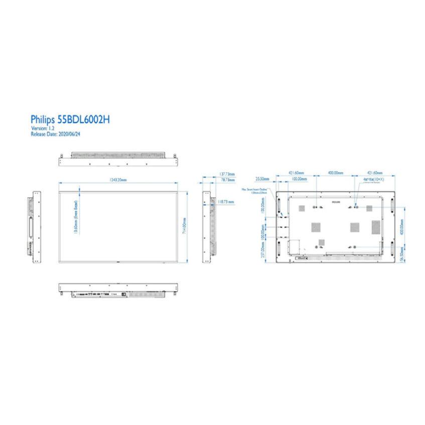55BDL6002 diagram