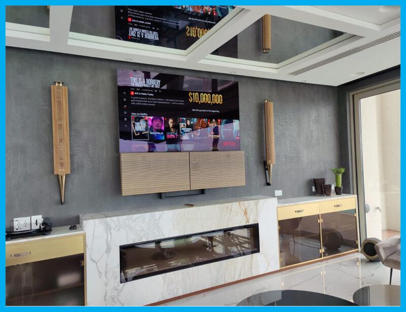 Villa – Home Cinema System