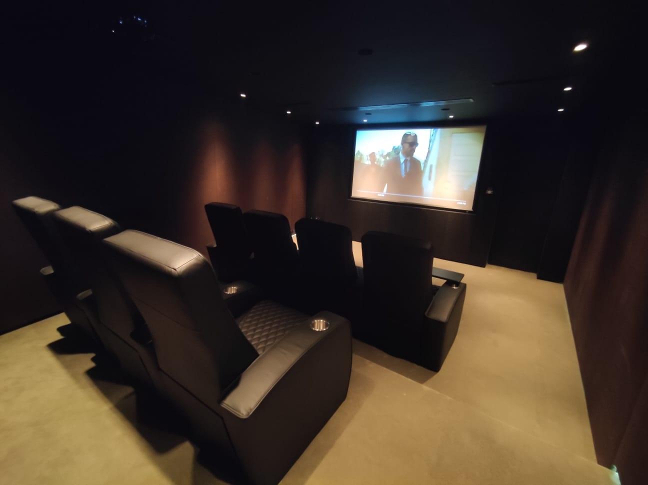 home cinema astral
