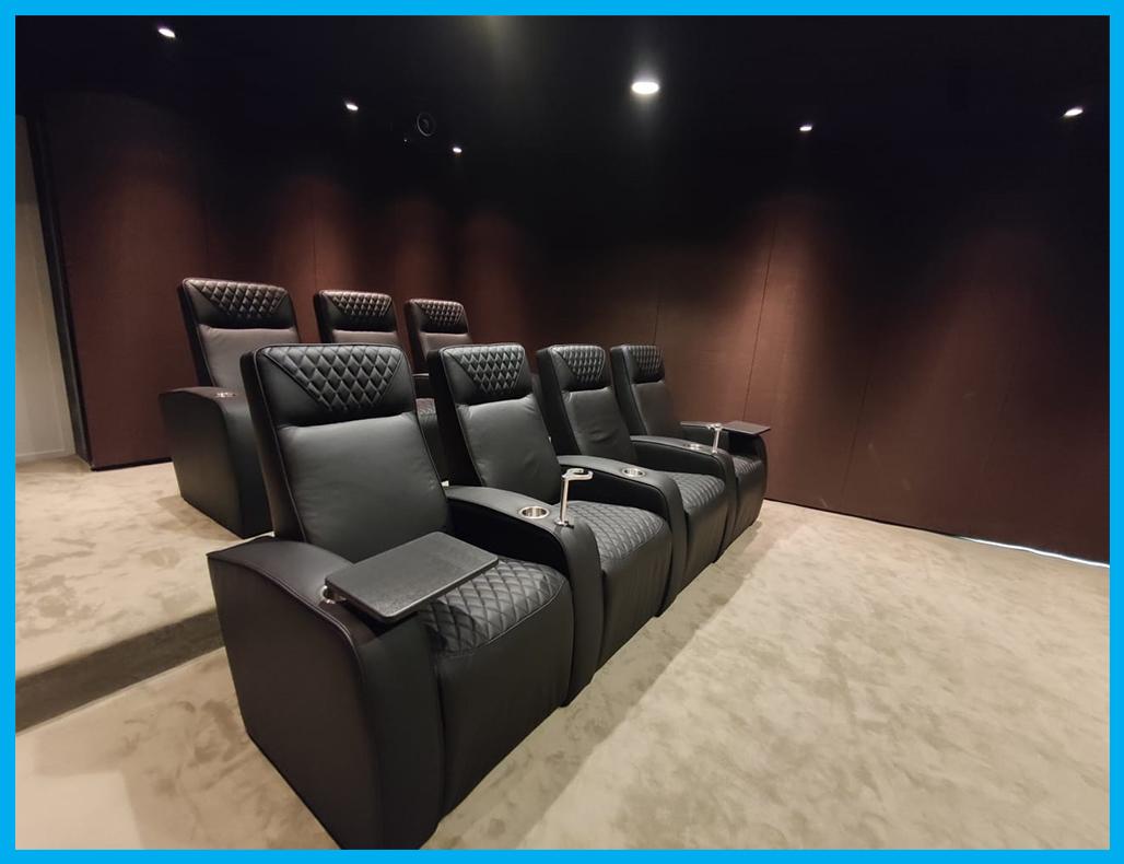 Cinema Room Malta