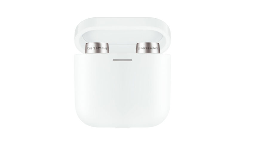 Low–PI5 Case Front Open – White