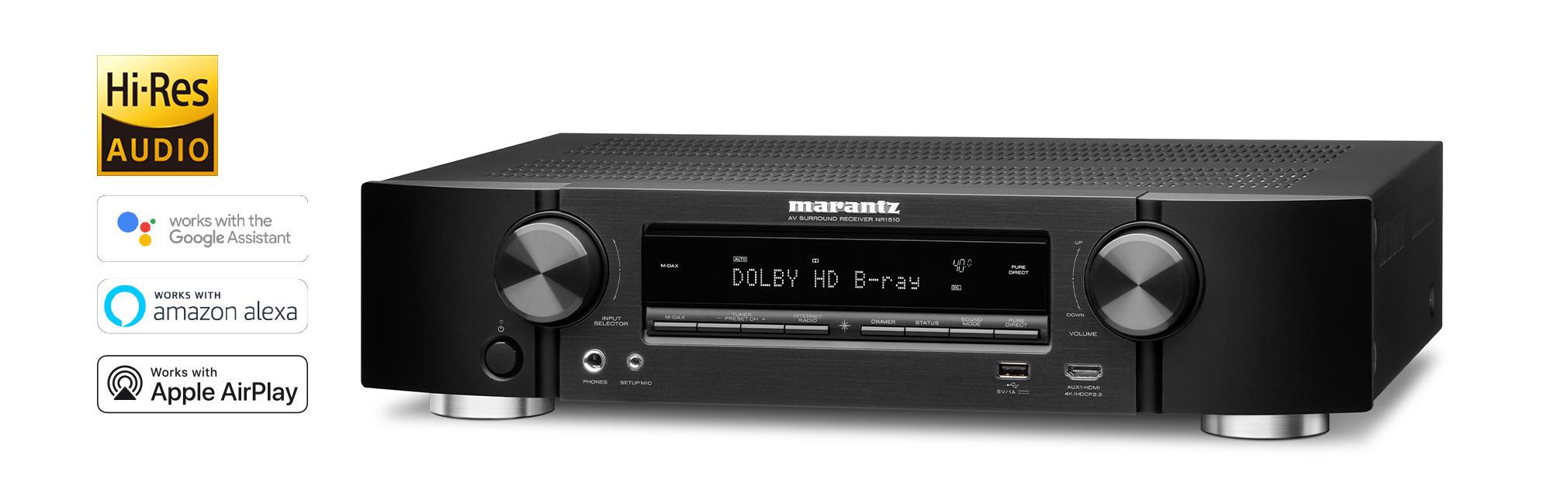 Marantz NR1510 Home theatre amplifier