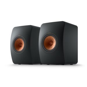 KEF LS50 Meta Bookshelf speakers
