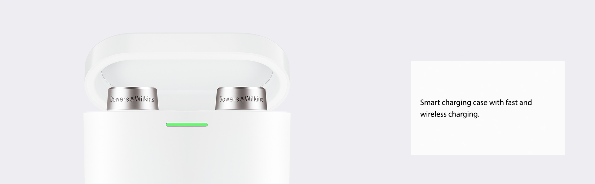 Bowers & Wilkins PI5 Smart Charging