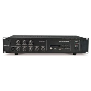 Workpro mixing amplifier