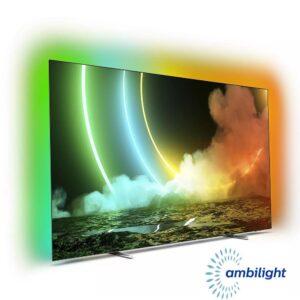 philips 65oled706 oled tv ambilight hdmi2.1