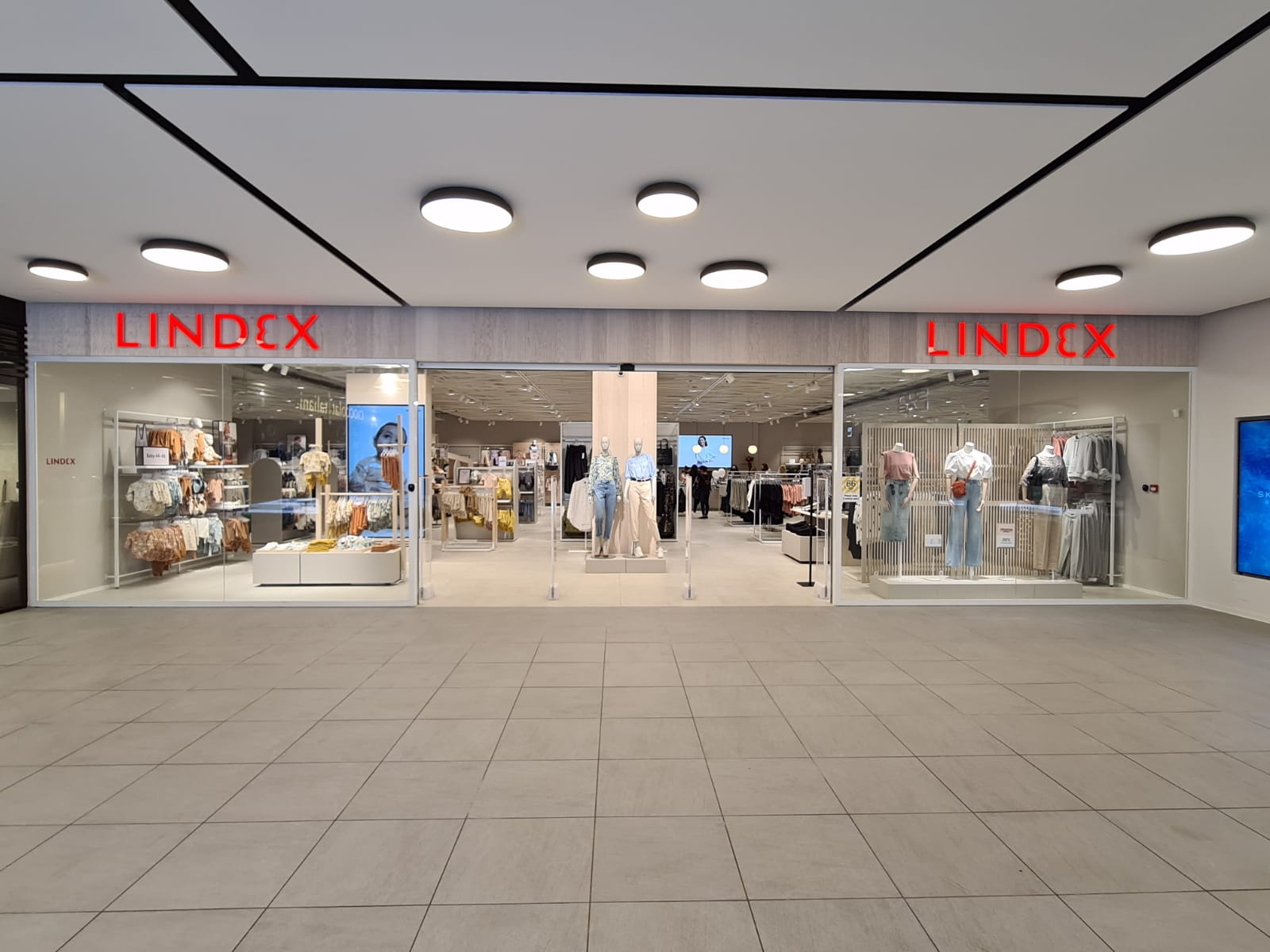 Lindex philips professional displays