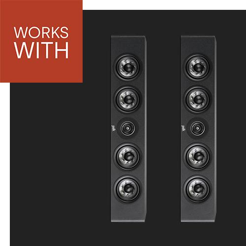 polk reserve r350 center speaker