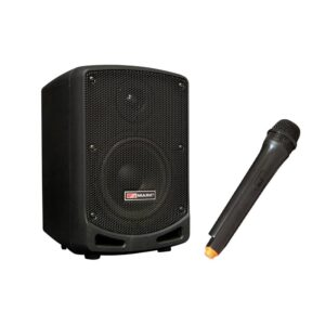 equipson mark portable pa system