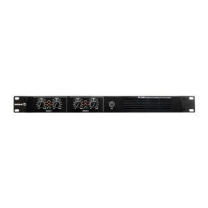 work pro pa4500l power amplifier
